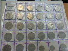 На курской таможне у молдаванина изъяли старинные монеты