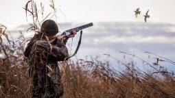 Под Курском охотник ранил себя при стрельбе