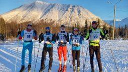 Лыжники из Курской области готовятся к спортивному сезону за полярным кругом