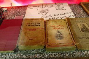 О молодогвардейцах рассказывает  новая экспозиция «Школьного музея Победы»