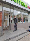 Замгубернатора Андрей Белостоцкий проверил наличие антибиотиков в аптеках Курска