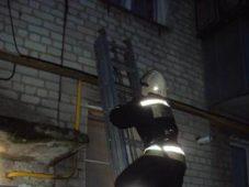 Курские спасатели помогли потерявшей сознание женщине