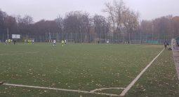 На Боевке в Курске занялись освещением футбольного поля