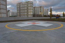 В Курской области санавиация будет работать круглогодично