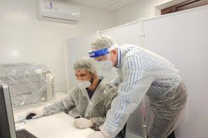 В Курске открылся амбулаторный центр диагностики и лечения COVID 19