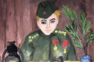 «Елки Победы» выставили в музее
