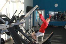 В Курской области в районную спортшколу поставили новый инвентарь