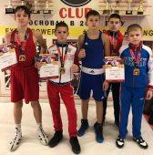Пять курских боксеров стали победителями турнира «Рождение легенды»