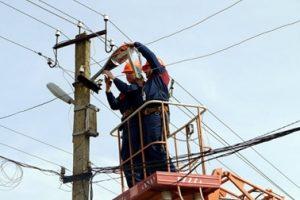 В Медвенском районе установили более 200 фонарей