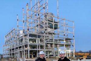 Новый производственный комплекс обеспечит социальное переустройство Касторенского района