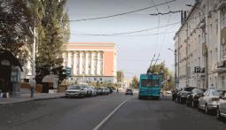 В Курске отремонтирован участок дороги на улице Урицкого