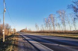 На дорогах Курской области установили 10 камер фотовидеофиксации