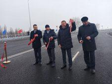 В Курчатове открыли путепровод через железнодорожные пути