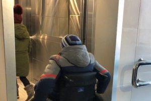 Лифт «безграничных возможностей»