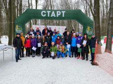В Курске дали старт официальному лыжному сезону