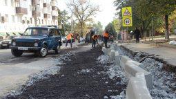 В Курске благоустроили отремонтированные территории за 22 миллиона