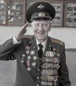 Скончался курский писатель-фронтовик Пётр Михин