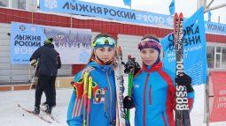 На курском картодроме стартовала «Лыжня России 2020»