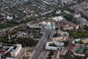 Главный архитектор региона предложил объединить Курск и Курский район