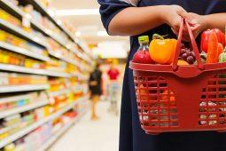 В январе в Курской области помидоры подорожали на 30 рублей