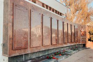 Жители областного центра отдали  дань памяти героям-курянам