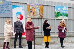 В Курске появилась выставка под открытым небом