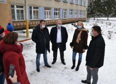 Жители Щигров получили новую спортивную площадку