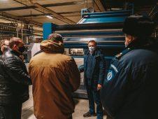 В Курске пройдет суд по остановке третьей сушильной машины «Экотекса»