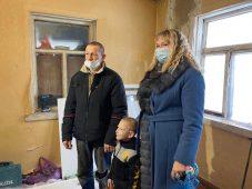 В Курской области помогают отцам-одиночкам
