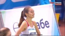 Курские легкоатлеты стали призёрами Всероссийского турнира