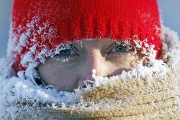 На выходных в Курской области прогнозируют аномальные морозы