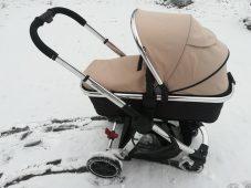 Курянин пытался продать чужую детскую коляску