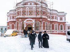 В Курской области проводят ремонтно-восстановительные работы в храмах
