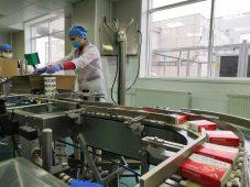 В прошлом году вырос объем промышленного производства в Курской области