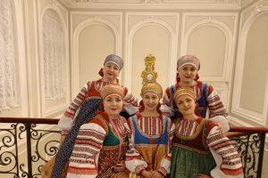 Курский фольклорный коллектив стал лауреатом международного конкурса