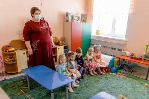 В Фатежском районе заработал детский сад