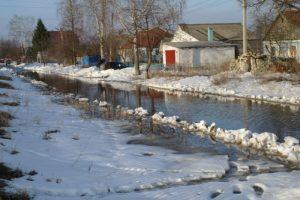 В Курской области спасатели готовятся к весеннему паводку