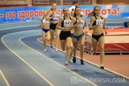 Курянка стала призёром национального первенства по лёгкой атлетике