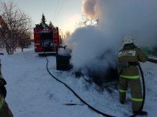 За неделю в Курской области произошло 38 пожаров