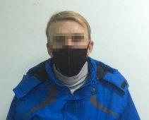 Курские пограничники задержали украинца с поддельными документами