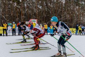 Состоялся Кубок губернатора  по лыжным гонкам