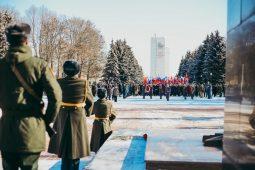 Куряне почтили память павших в годы Великой Отечественной войны