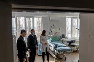 Курскую БСМП планируют модернизировать