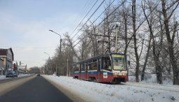 В Курске восстановили движение 2-го трамвайного маршрута