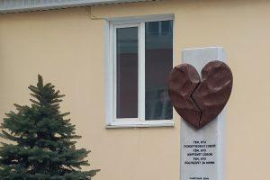 Открыт памятник медикам, погибшим от коронавируса