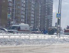 В Курске на проспекте Клыкова сбили 59-летнюю женщину