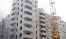 В Железногорске Курской области возобновляют стройку в 14-м микрорайоне