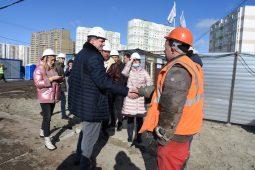 Прокуратура разбирается, почему курским строителям не выплатили зарплату