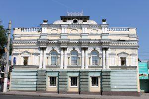 Бывший кинотеатр имени Щепкина отремонтируют
