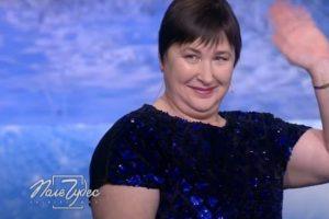 Жительница Курчатова побывала  на «Поле чудес»